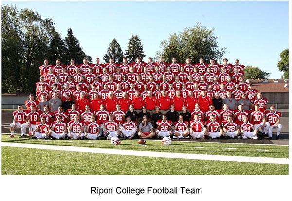 Ripon College Football Team Ripon College Football Team