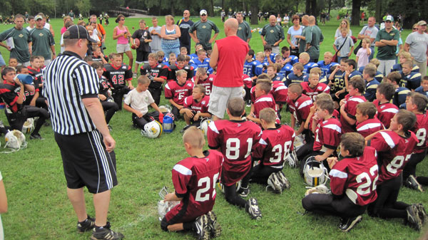 2010 East River Pop Warner
