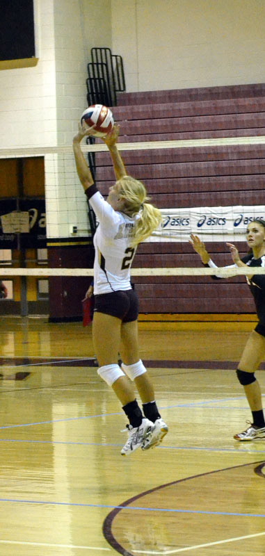 Lone Peak High School Volleyball