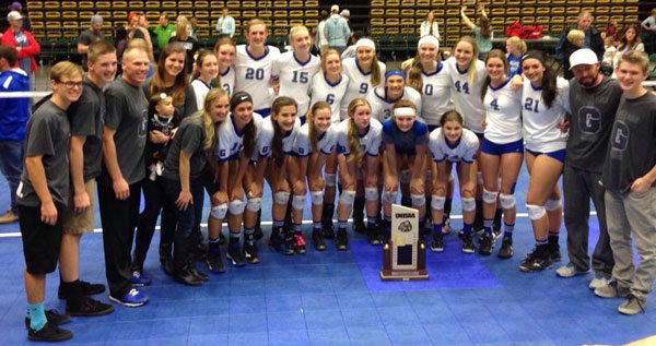 Pleasant Grove High School - Utah State Champs 2014