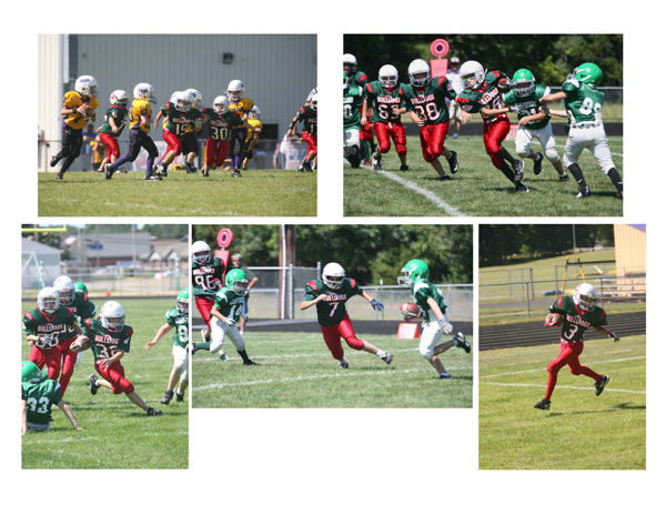 Pop Warner Football 2011