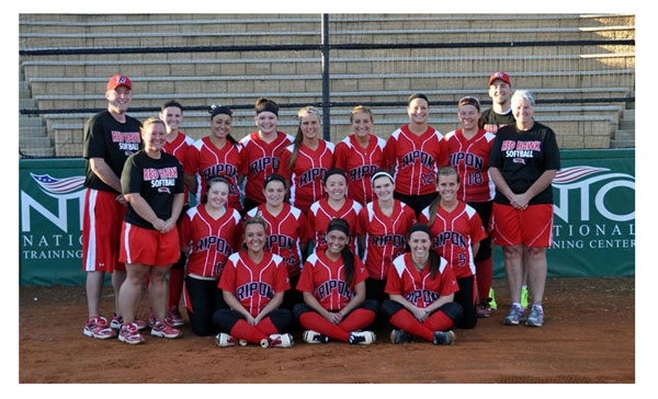 Ripon College Softball Team
