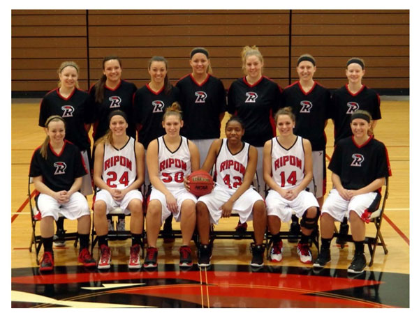 Ripon College Womens Basketball Team
